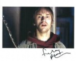 Finlay Robertson - Doctor Who BLINK 10 x 8 Genuine Signed Autograph 8208
